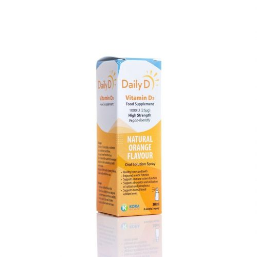 DailyD Spray 1000IU Vegan